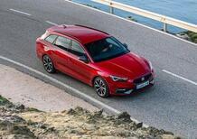 Seat Leon 2021 Sportstourer: 5 motorizzazioni e 5 stelle per la familiare spagnola [video prova TDI]