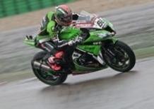 Superbike. Sykes conquista le qualifiche del venerdì ad Assen