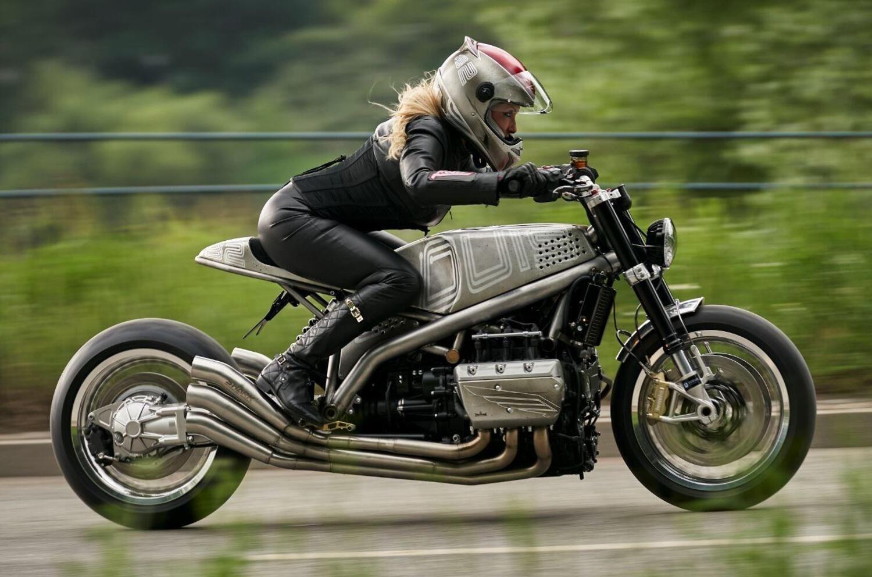 Honda Six Pack: dalla Gold Wing la café racer di Louis Moto
