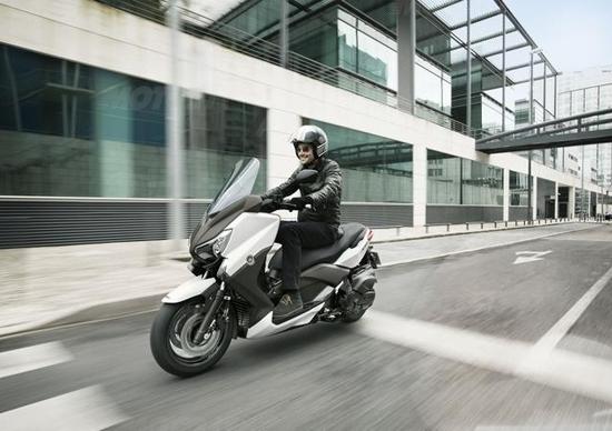 Yamaha X-Max 400, da maggio a 5.990 €