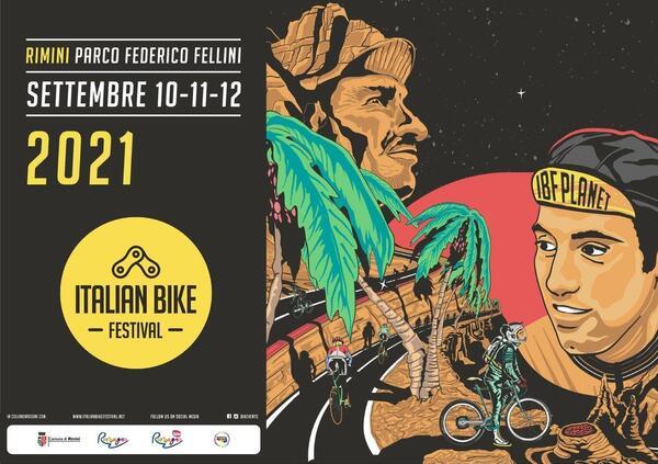 Italian Bike Festival, aperte le registrazioni per ledizione 2021