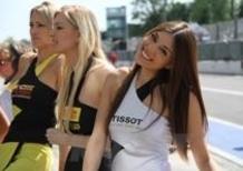 SBK Monza. Le ombrelline del GP d'Italia
