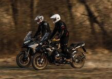 BMW R1250GS VS Ducati Multistrada V4S: maxienduro italiana o tedesca?