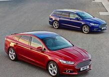 Addio Mondeo: berlina e wagon lasceranno il listino Ford Europa [nata e premiata quando Ford vinceva con Senna e Schumi]