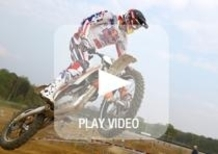 E-MX, Motocross elettrico. Prima gara a Zolder