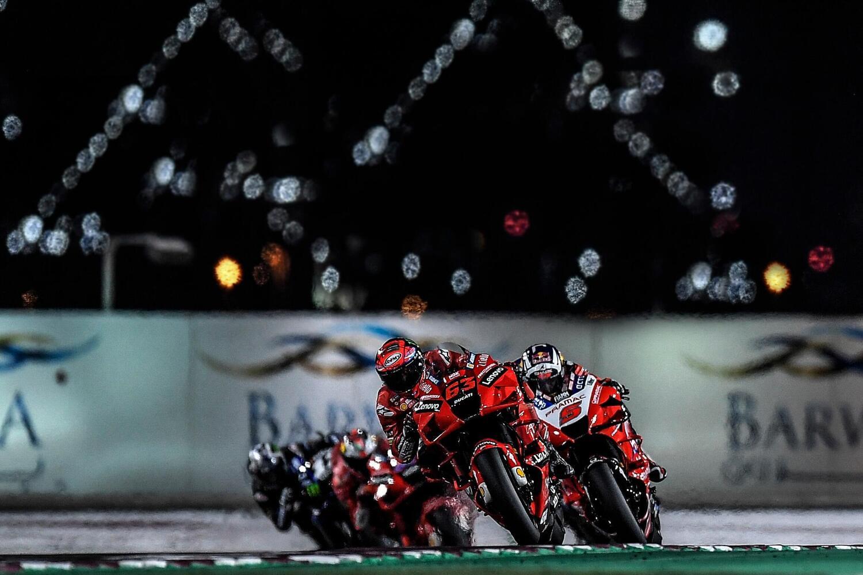 GALLERY MotoGP 2021. Le foto più belle del GP Qatar/1