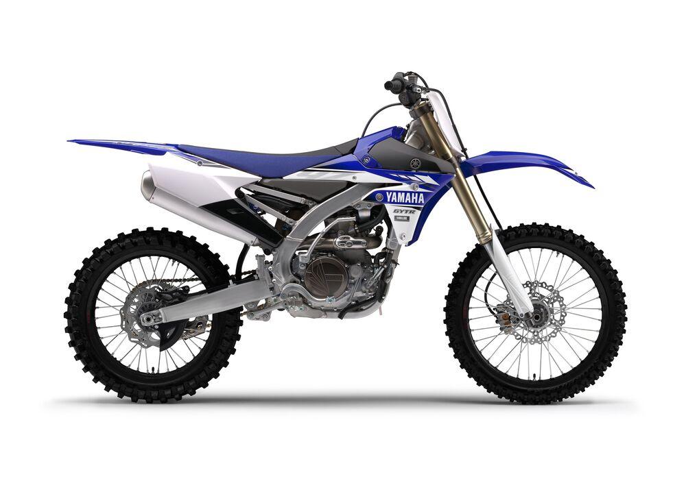 Yamaha YZ 450 F (2017), prezzo e scheda tecnica - Moto.it