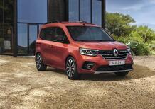 Renault Kangoo 2021: Più spazio, tanta tecnologia ed un nuovo design per la terza serie