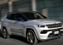 Jeep Compass 2021 | Restyling, diesel, benzina e plug-in hybrid. Da 29.850 euro