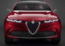 Alfa Romeo Tonale, l'esordio del SUV slitta al 2022