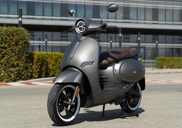 W3, il nuovo eScooter dellItaliana Wayel
