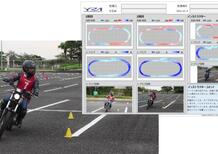 Yamaha YRFS: un sistema per analizzare le capacità di guida