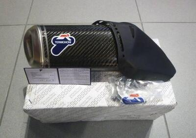 Silenziatore omologato carbonio Multistrada 1200 Termignoni - Annuncio 8345223