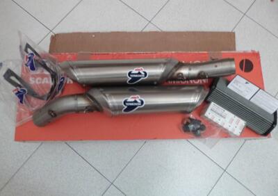 Kit silenziatori omologati titanio 1198S Termignoni - Annuncio 8345250