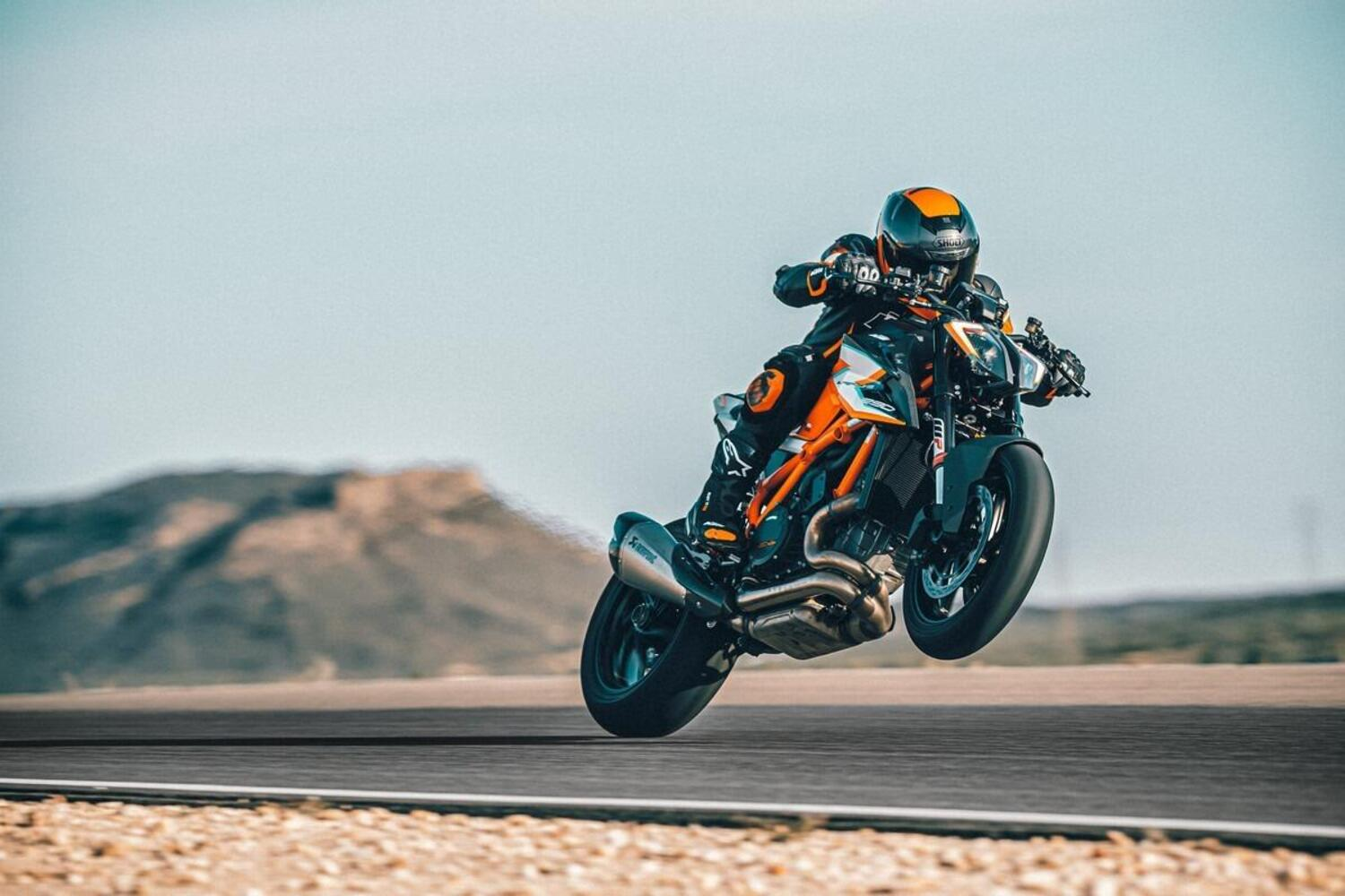 KTM 1290 Super Duke RR: i 500 esemplari sold out in 48 minuti