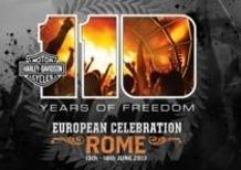 Harley-Davidson compie 110 anni e festeggia a Roma dal 13 al 16 giugno