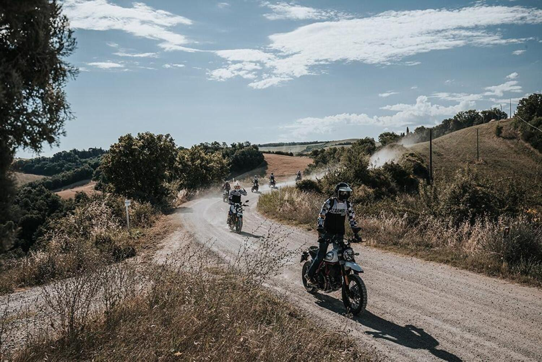 Ducati, al via i Days of Joy Scrambler per guidare la gamma 2021