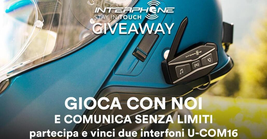Interphone: volete vincere due U-Com16?