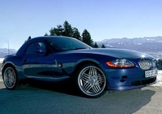 Alpina-Bmw Roadster (2004-05)