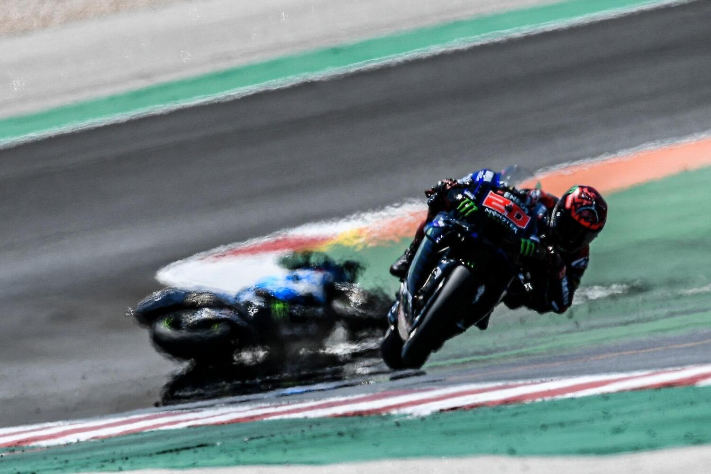 MotoGP 2021. Le foto più belle del GP del Portogallo a Portimao [GALLERY]