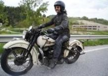 Harley-Davidson WLA del 1945: 700km con la moto di 68 anni fa