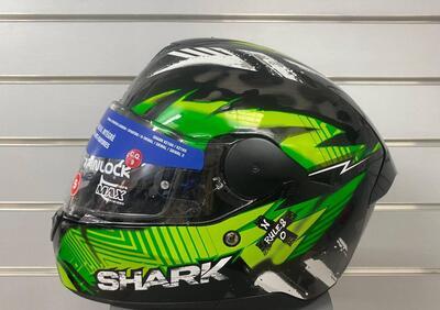 Casco integrale Shark D-SKWAL 2 PENXA Nero/Verde Shark Helmets - Annuncio 8354229