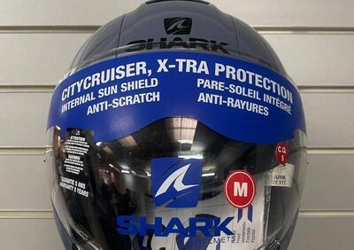 Casco jet Shark CITYCRUISER BLANK Grigio Shark Helmets - Annuncio 8354233