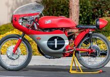 Ducati 125GP Bialbero, col Cavallino, va all'asta