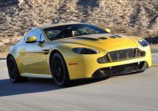 Aston Martin V12 Coupé