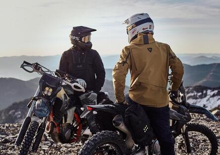 Primavera in moto: le migliori giacche