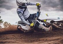 Husqvarna è pronta con la gamma Motocross 2022 a 2 e 4 tempi!