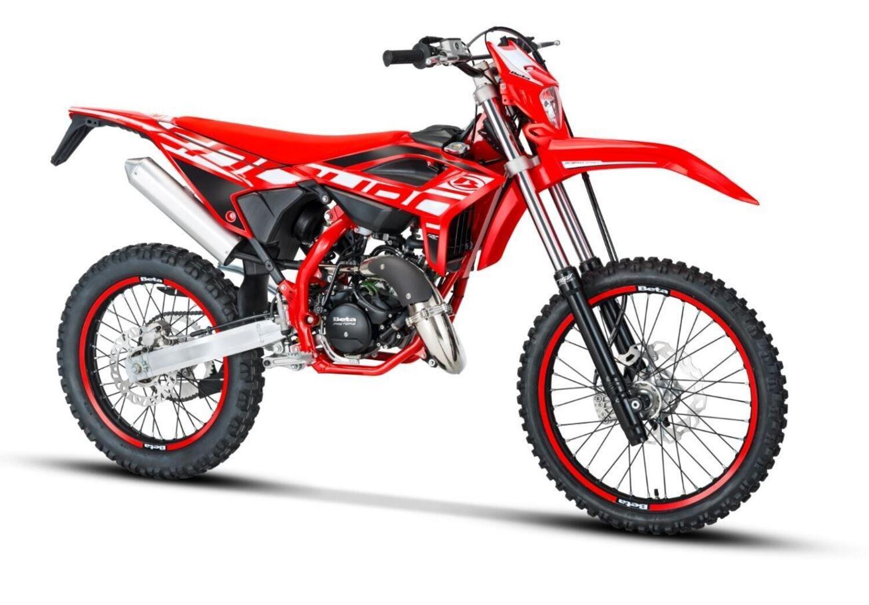 Beta RR 50 Motard e RR 50 Enduro 2021: sono in vendita