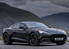 Aston Martin Vanquish (2012->>)