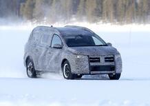 Dacia Logan MCV, le foto spia