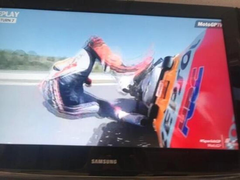 MotoGP 2021, GP di Spagna a Jerez. Marc Marquez fit per le FP4