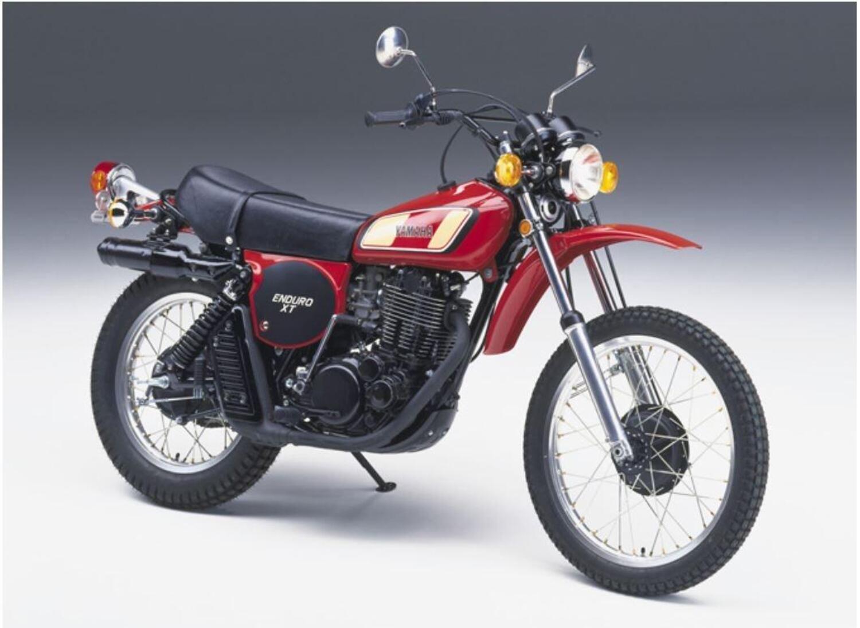 La straordinaria Yamaha XT 500. La capostipite di una lunga serie