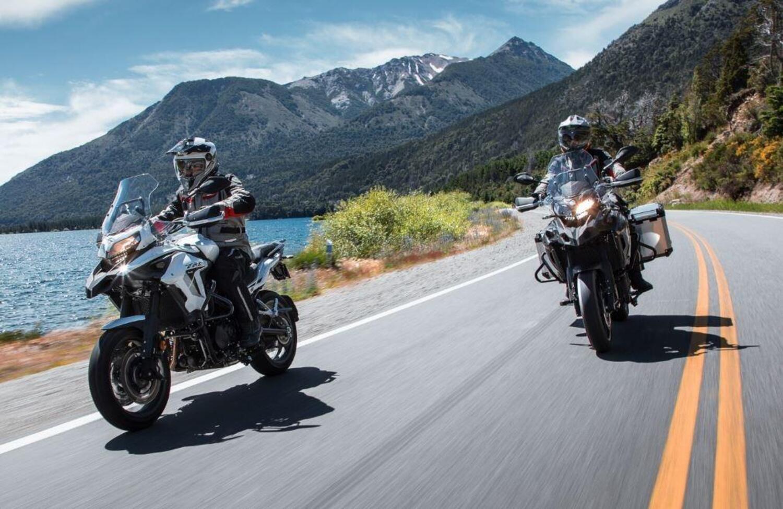 Ad aprile vendite a +10,7%. Moto preferite: TRK502 e R 1250GS. Le Top 30
