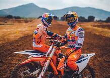 KTM gamma Motocross 2022: ecco le novità!
