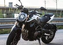 QJ Motor SRK 600. Ecco la versione 2021