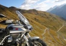Moto Guzzi World Club al 37° Motoraduno Stelvio International