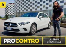 Mercedes Classe A: pro e contro | La recensione strumentale  [+ pagellone]