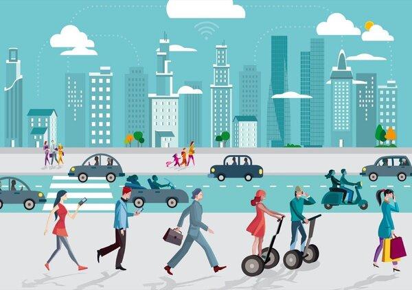 Mobilità. Il futuro è elettrico e condiviso. Ma la macchina non si molla!