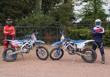 TM Racing EN 300 Fi 4T 2021 TEST: la moto di serie e....quella ufficiale!