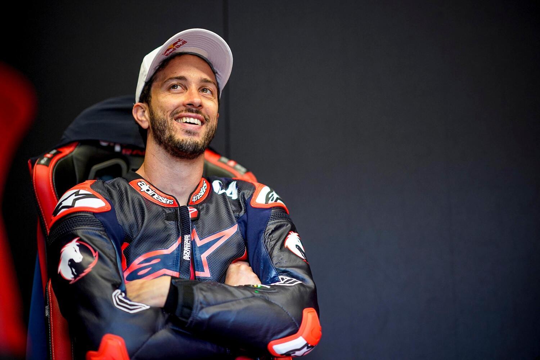 """MotoGP. Andrea Dovizioso: """"Test quasi inutile, futuro tutto da decidere"""""""