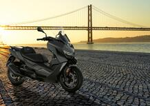 BMW C 400 X e C 400 GT insieme al leasing WHY-BUY EVO Motorrad