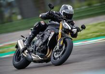 Triumph Speed Triple 1200RS TEST: il ritorno della leggenda