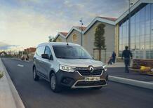 Il nuovo Renault Kangoo fa invidia, A certi rivali: impronta automobilistica e praticità Van