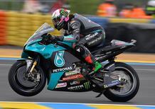 """MotoGP 2021. GP di Francia. Franco Morbidelli: """"Siamo migliori dell'anno scorso"""""""