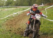 Enduro di fango e fatica al Brallo: 2a prova Trofeo KTM 2021