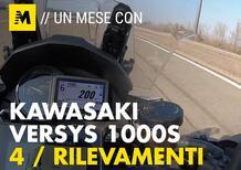 Un mese con... Kawasaki Versys 1000S